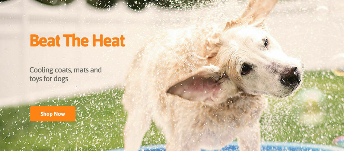 Cooling dog products