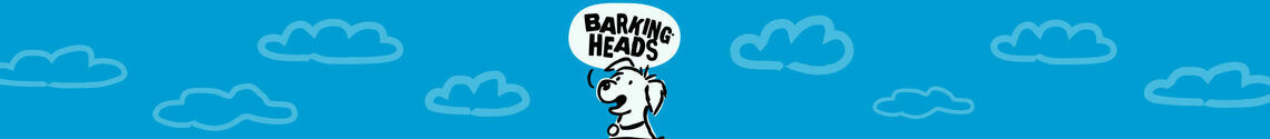 Barking Heads banner
