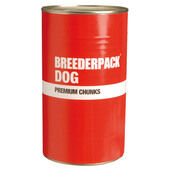 Breederpack Dog Premium Chunks Supersize 6 x 1200g
