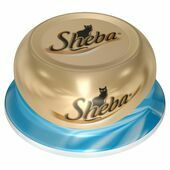 24 x Sheba Dome Prime Cuts Tuna 80g