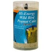 12 x Dawn Chorus High Energy Peanut Suet Cake With Insects