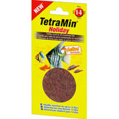 12 x Tetra Min Holiday Food 30g