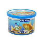 King British Natural Goldfish Flake (with Ihb) 55g
