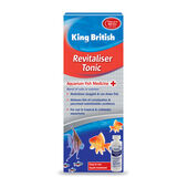 King British Aquarium Revitaliser Control 100ml