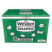 Winalot Shapes Crunchy Dog Biscuits 6 Varieties 15kg