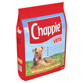 Chappie Dry Chicken And Wholegrain Cereal