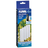 Fluval 4 Plus Replacement Polyester Pad 4pack