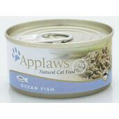 24 x Applaws Cat Can Ocean Fish