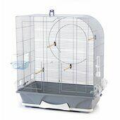 Savic Arte 50 Bird Cage Silver 64x38x71cm