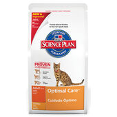 Hill's Science Plan Feline Optimal Care Adult Chicken