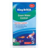 King British Pond Green Water Control