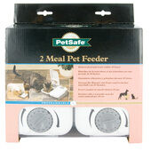 Petsafe 2 Meal Pet Feeder Trays 2pack 150g