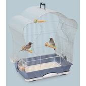 Savic Elise 40 Bird Cage Silver 52x32.5x60cm