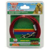 Four Paws Medium Weight Cable Red
