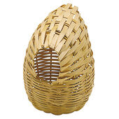 Ferplast FPI 4452 Nest Wicker 10.6x8.5x11.5cm