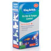 King British Pond Fin Rot & Fungus Control 250ml