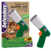 STV International Defenders Mega-sonic Scatter Cat