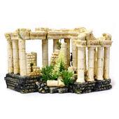 Classic Ancient Ruins Roman Square Columns 195mm