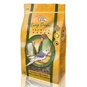 Quiko Large Parakeet Sunny Greens Complete Food
