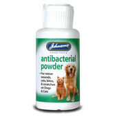 Johnson's Dog & Cat Anti-bacterial Powder 20g