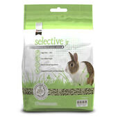 5 x  350g Supreme Science Selective Junior Rabbit Food With Spinach