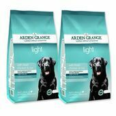 2 x 12kg Arden Grange Light Chicken & Rice Adult Dry Dog Food Multibuy