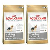 2 x 1.5kg - Royal Canin Multi-Buy Yorkshire Terrier 29 Puppy (Junior Dog) Food