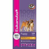 Eukanuba Medium Breed Chicken Puppy/Junior Dog Food
