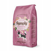 Symply Adult Turkey & Rice Dry Dog Food