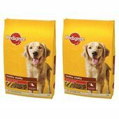 Pedigree Healthy Vitality Beef Multi Buy Dog Food