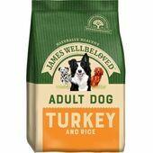 James Wellbeloved Turkey & Rice Adult Dry Dog Food