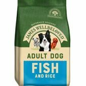 James Wellbeloved Fish & Rice Adult Dry Dog Food