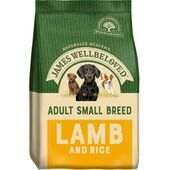 James Wellbeloved Small Breed Lamb & Rice Adult Dry Dog Food