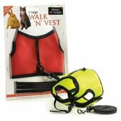 Sharples 'N' Grant Small 'N' Furry - Walk 'N' Vest 'N' Leash
