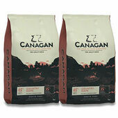 2 x 12kg Canagan Country Game Grain-Free Adult Dry Dog Food Multibuy