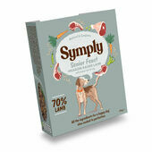 Symply Lamb With Brown Rice & Veg Senior Dog Food