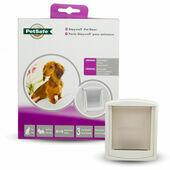 PetSafe Staywell 2-Way Pet Door Fits KatDen Cat Kennel