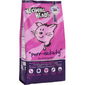 Meowing Heads Purr-Nickety Salmon Adult Cat Food
