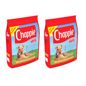 2 x 15kg Chappie Chicken & Wholegrain Adult Dog Food