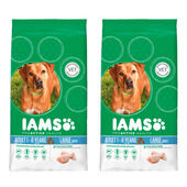 Iams ProActive Health Large Breed Chicken Adult Dog Food - 2 x 12kg