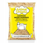 Animal Dreams Compressed Wood Shavings Lemon Fragrance Large