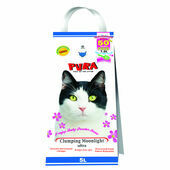 Pura Moonlight Ultra Clumping Cat Litter Baby Powder - 5L