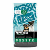 Burns Puppy/Junior Mini Chicken & Rice Dog Food
