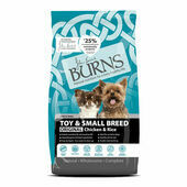 Burns Toy & Small Breed Original Chicken & Rice Adult/Senior Dog Food
