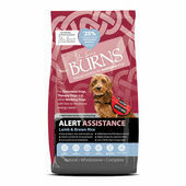 Burns Alert Adult Lamb & Brown Rice Assistance Dog Food