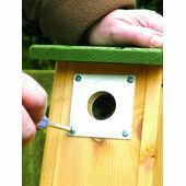 C J Wildlife Nest Box Plates