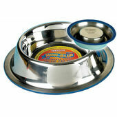 Caldex Classic Super Prem Stainless Steel Non Slip Non Tip Dog Dish