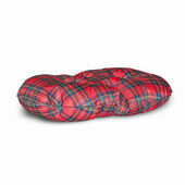 Danish Design Royal Stewart Tartan Quilted Mattress