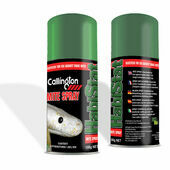 HabiStat Callington Reptile Enclosure Mite Spray - 100g