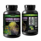 HabiStat Medivet Pure Natural Calcium Dietary Supplement 250g